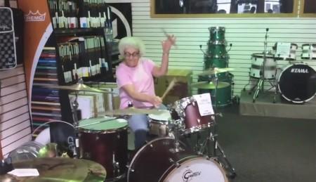 40-abuela